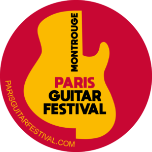 logo Paris guitar festival